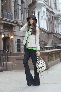 Love this bag- classic and chic!!!
