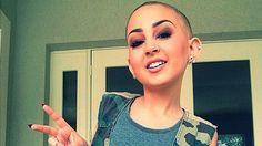 Talia Joy Castellano was diagnosed with terminal cancer six years ago, but she hasn't let her illness get in the way of her dream of becoming a fashion sensation.