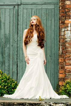 Charlotte Balbier 2014 bridal collection