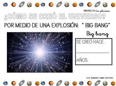 Archivo de álbumes - PROYECTO UNIVERSO 5 AÑOS Big Bang, Album, Art, Astronomy, Ancient Egypt For Kids, Planets Preschool, Space Projects, Human Body Activities, Kid Spaces