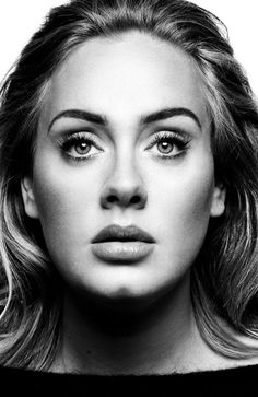 Adele is the richest woman in UK music, according to Sunday Times Rich List, but 29 male UK musicians and music moguls have a greater net worth. Adele, who also tops. Black And White Portraits, Black And White Photography, Photo Portrait, Portrait Photography, Adele Eyeliner, Adele Makeup, Adele Albums, Adele Adkins, Annie Leibovitz