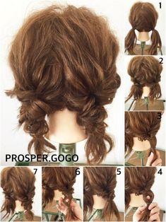 WEARで人気のユーザーYUKO KAWANOさんをご存知ですか?WEARの中で簡単なのにおしゃれに見えるヘアアレンジをわかりやすい画像と解説付きで紹介してくれている大人気ユーザーなんです。超簡単にできるヘアアレンジがたくさんなので苦手な人でもチャレンジできそうです♡