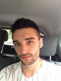 Thomas Parker (@TomParker) | Twitter - Car journey  headphones in. Bring on this week! #filming #Challenge