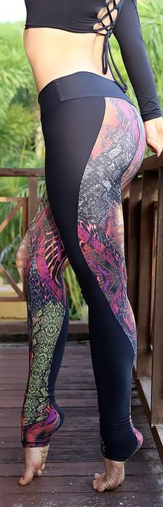 Lucina Legging Prints Sold by mikayogawear.com