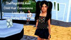 Sims 4 CC's - The Best: Kinder Frisuren / Kids Hair