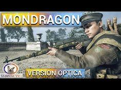 Battlefield 1 El Mondragón Óptica del médico detalles