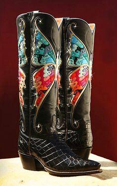RocketBuster boots of El Paso.