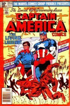 Captain America #255 (1980)
