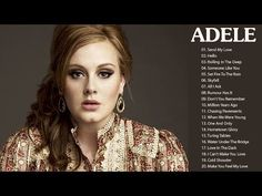 Adele Best Of Song Collection 2018 - Adele Greatest Hits ( Full Album) Adele Best Of Song Collection 2018 - Adele Greatest Hits ( Full Album) Adele Best Of S. Music Mix, Sound Of Music, Good Music, Chasing Pavements, Adele Adkins, Water Under The Bridge, Rumor Has It, British Invasion, We Are Young