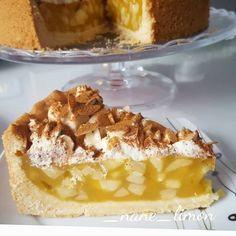 """525 Beğenme, 31 Yorum - Instagram'da @_nane_limon: """"buyrun pastanin dilimlenmis hali ve tarifi☕…"""""""