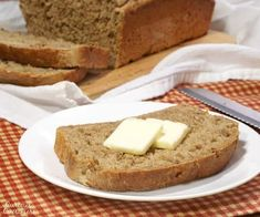 Soaked Wheat Berry Bread #wheatberry #wheat #wheatlovers #wheatgrass #wheatberries #farming #healthy #homegrown #Farm #wheatrecipes #food #foodie #healthylifestyle #healthyeating Quick Bread, How To Make Bread, Wheat Berry Bread Recipe, Beer Bread, Food To Go, Dry Yeast, Daily Bread, Recipe Of The Day