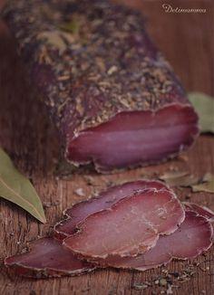 Delimamma: Suszony schab w ziołach