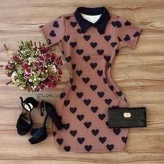 Closet modernos 2018 42 Ideas for 2019 Teenager Outfits, Girly Outfits, Mode Outfits, Sexy Outfits, Pretty Outfits, Sexy Dresses, Cute Dresses, Dress Outfits, Casual Dresses