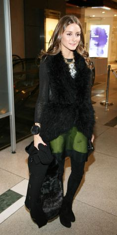 Olivia Palermo attends NYFW    an all time fav