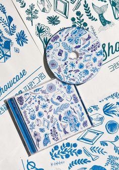 크랜필드 EP ‹파란그림› Cranfield EP ‹Blue Drawing› - 김가든 Kimgarden