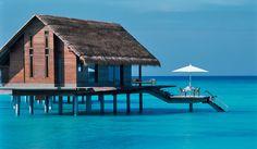 Passion For Luxury : One Reethi Rah, Maldives
