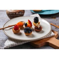#deparis_bakery #66600685 #chocolate #minitarts #kuwaitsweet