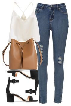"""Untitled #5788"" by laurenmboot ❤ liked on Polyvore featuring Lodis and Gianvito Rossi"