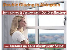 Why should you install double glazing in your home? This is one of the best things you can do to save money on heating bills; plus, you gain several other attractive benefits as well. Find the best installer for #double #glazing in #Abingdon