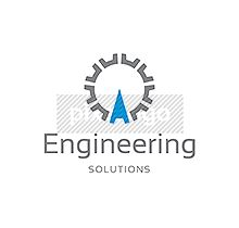 Engineering-logo-and-consulting-logos-by-Pixellogo Logo Engineering, Engineering Consulting, Business Card Logo, Business Card Design, Logos, Visiting Card Design, Marketing Logo, Industry Logo, Consulting Logo