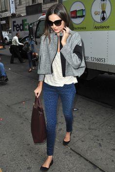 De stijl van Miranda Kerr - Fashion - Styletoday.nl > Fashiontrends | Modetrend, fashiontrend, wintertrends 2011, zomertrends - Fashion - Styletoday
