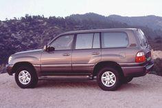 Lexus 470, Toyota Land Cruiser 100, Cars