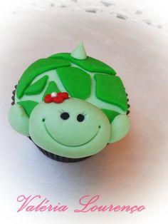Cupcake tartaruga