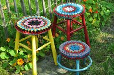 stool covers - Google Search
