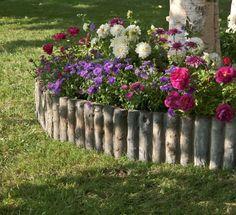 Main image for montebello iron garden edging for the for Retrete leroy merlin