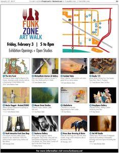 Funk Zone - Art Walk_1.27.17.indd