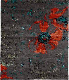 Name:Vigezzite Hand Knotted Tibetan Rug, Item id:glr_FareedTibetan620 (Medium Image) 8-12 Week Lead time