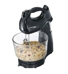 Stand Up Mixer Handheld Countertop Kitchen 4 Qt Glass Bowl Easy New Household  #Hamilton Learn how you'll be able to obtain the best stand mixer for your kitchen @ www.smallappliancesforkitchen.net