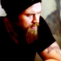 Opie, Sons of Anarchy... it broke my heart when they took him out.  Amazing character.