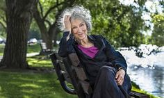 Margaret Atwood: 'Being a famous writer is different to being a rock star. People bond to the books. Nobody wants my shoelaces'
