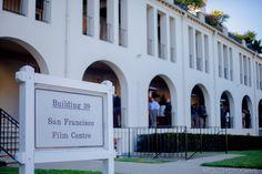 sf film center presidio #eventspace