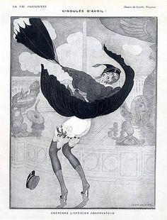 Gerda Wegener 1915