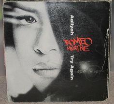 Aaliyah Try Again incl remixes 12  Vinyl Record R&B Hip Hop Soul #uniqbeats #wayoutrecords #charity