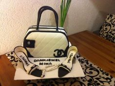 Cake bag  Cake by Carrie68