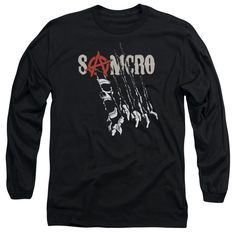 "Checkout our #LicensedGear products FREE SHIPPING + 10% OFF Coupon Code ""Official"" Sons Of Anarchy / Rip Through-long Sleeve Adult 18 / 1 - Sons Of Anarchy / Rip Through-long Sleeve Adult 18 / 1 - Price: $29.99. Buy now at https://officiallylicensedgear.com/sons-of-anarchy-rip-through-long-sleeve-adult-18-1"