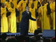 Hezekiah Walker (London)--Let The Redeemed (Video)