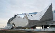 Musée des Confluences / Coop Himmelb(l)au