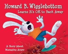 Children's book in Howard B. Wigglebottom series on dealing with anger issues by learning to read your body signals and learning anger management strategies Social Skills Activities, Teaching Social Skills, Teaching Kids, Student Teaching, Dealing With Anger, Social Stories, Online Stories, Books Online, Social Thinking