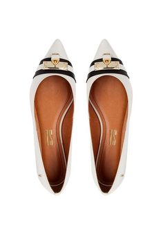 Sapatilha Santa Lolla Napa Confort Off White - Marca Santa Lolla Ballerinas, Off White, Shoe Boots, Shoe Bag, Glam Girl, New Shoes, Designer Shoes, Ballet Flats, Loafers