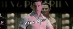 Damn Daniel Back at it with the smooth moves. #SaveAgentCarter