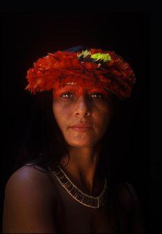Brasil, Amazonia, Indian, Bororo| © Patrick de WILDE