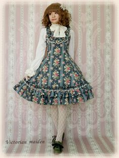 lolita, victorian maided