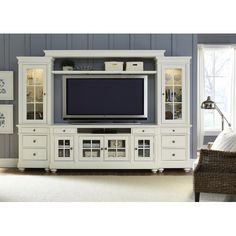 """Found it at Wayfair - Harbor View Entertainment Center with 70"""" Shelf"""
