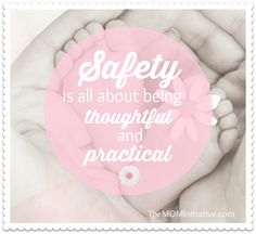 How can a mom create a safe place for her little one without becoming paranoid? Check out the 2 essentials and the 10 Safety Precautions every child needs.
