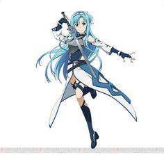 Asuna Yuuki SAO Arte Online, Online Art, Anime Couples Manga, Cute Anime Couples, Anime Girls, Teen Titans, Cosplay, Full Metal Alchemist, Deadly