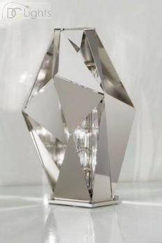 LUCE da VIVERE Crystal Rock Lampe Tischlampe